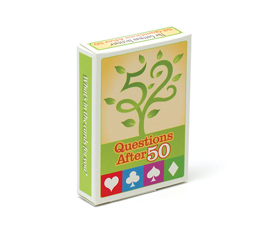 52 Questions After 50 Card Deck