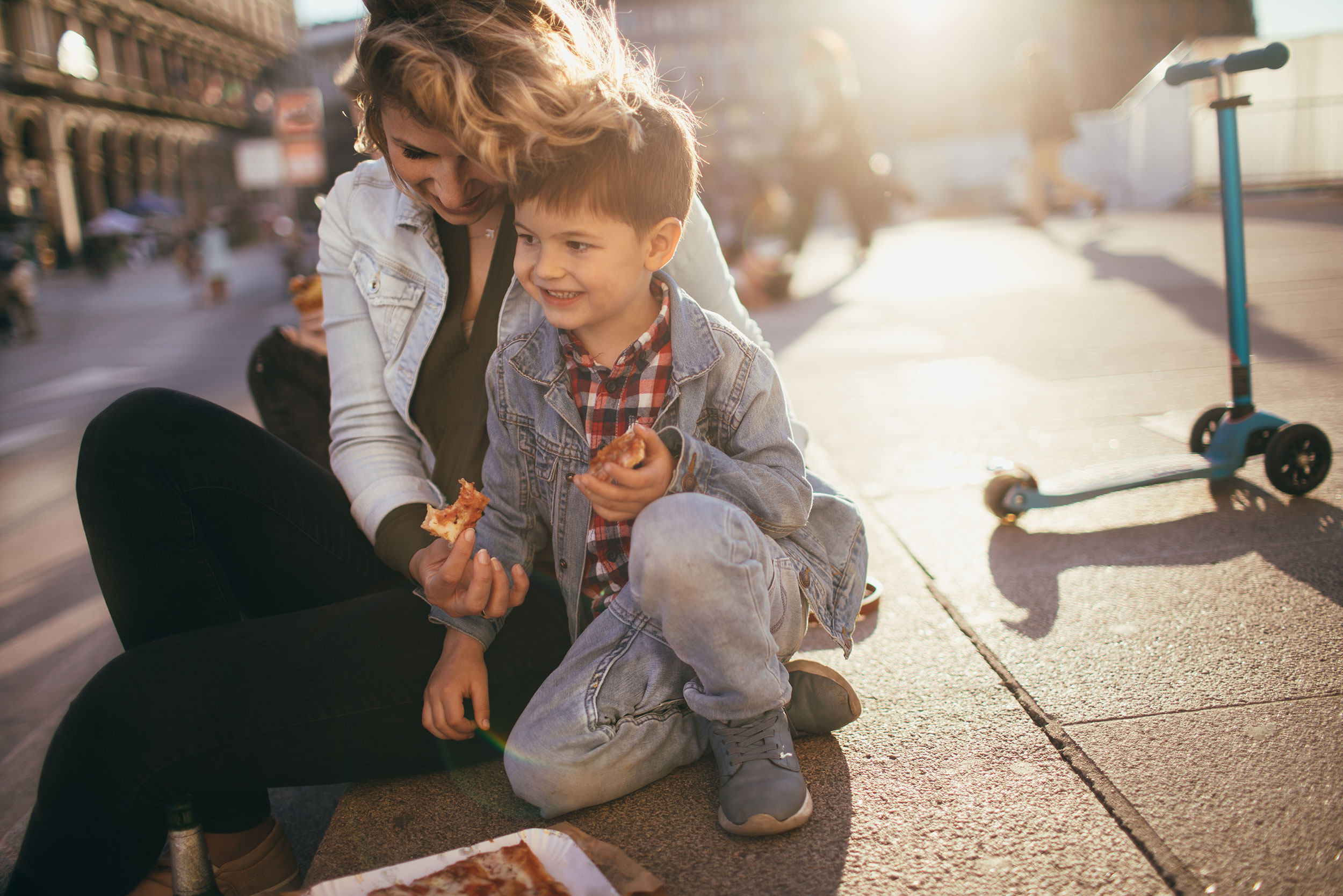 Strengthen your child's emotional intelligence