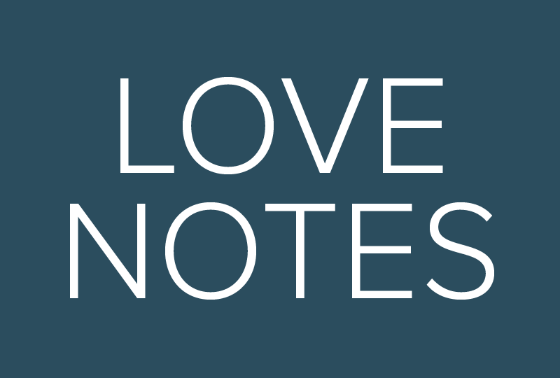 Gottman Love Notes Email Graphic